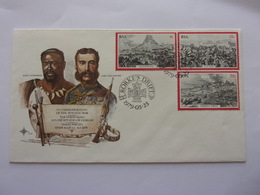 RSA Afrique Du Sud Commemoration Guerre Anglo Zoulous Zulu War 1879 Cetshwayo Chelmsford Isandlwana - Sonstige