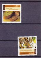 2005 - Europa Cept - Luxembourg - N°YT 1621 Et 1622** - Europa-CEPT