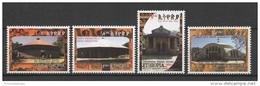 Ethiopia (2014) - Set  -  /  Heritage Churches - Eglises - Kerken En Kathedralen