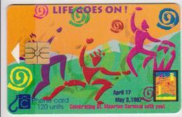 #09 - ST. MAARTEN-01 - CARNEVAL - Antilles (Netherlands)