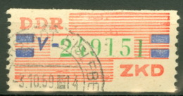 DDR ZKD 27-V O - [6] République Démocratique