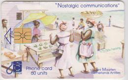 #09 - ST. MAARTEN-05 - MARKET - Antille (Olandesi)