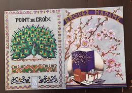 Livre Broderie BRODEZ MADAME, Collection JS PARIS, Chez Mme J. SONREL - Punto Croce