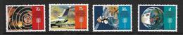 ILES COCOS 1987 MOYENS DE COMMUNICATION  YVERT N°163/66 NEUF MNH** - Cocos (Keeling) Islands