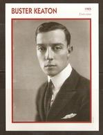 PORTRAIT DE STAR 1925 ETATS UNIS USA - ACTEUR CINEMA MUET BUSTER KEATON PHOTO THE KOBAL - ACTOR CINEMA MUTE - Fotos