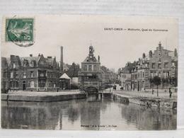Saint Omer. Mathurin. Quai Du Commerce - Saint Omer