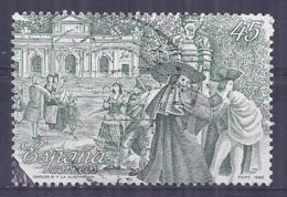 España-Spain. Carlos III Y La Ilustración (o) - Ed 2983, Yv=2588 - 1931-Hoy: 2ª República - ... Juan Carlos I