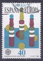 España-Spain. Europa (o) - Ed 3008, Yv=2598 - 1931-Hoy: 2ª República - ... Juan Carlos I