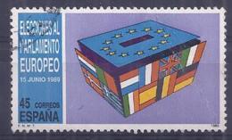 España-Spain. Elecciones Al Parlamento Europa (o) - Ed 3015, Yv=2603 - 1931-Hoy: 2ª República - ... Juan Carlos I