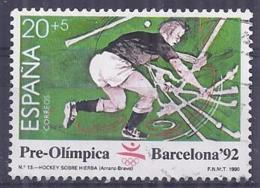 España-Spain. Barcelona 92 (o) - Ed 3055, Yv=B164 - 1931-Hoy: 2ª República - ... Juan Carlos I