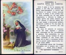 Santino - Santa Rita Da Cascia - 139 - Fe1 - Images Religieuses