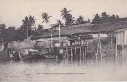 Asie > Viêt-Nam Indochine Mytho Vue D'une Distillerie Chinoise  N°312 Precurseur - Vietnam