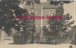 Avant1930-Carte Photo AULNAY SOUS BOIS-Le Presbytère église Saint Joseph - Aulnay Sous Bois