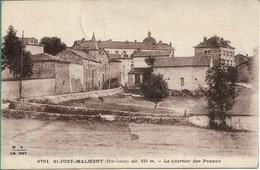 St JUST MALMONT  Le Quartier Des Penaux - France