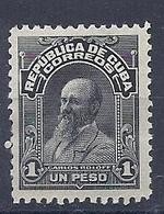 190031405  CUBA  YVERT   Nº  165  */MH - Kuba