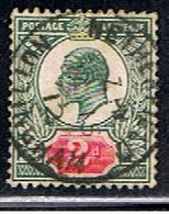 GRANDE-BRETAGNE 4 // YVERT  109 // 1902-05 - 1902-1951 (Rois)