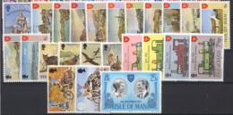 Man 1969/2003 Collezione Completa / Complete Collection  **/MNH VF - Isle Of Man