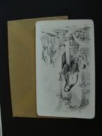 1961   Bari   PARROCCHIA DEL CARMELO    PREMIERE COMMUNION  RICORDO PRIMA COMUNIONE   IMAGE PIEUSE - Santini