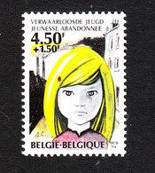 Belgio   -  1978. Per I Giovani Abbandonati. For Abandoned Youth. MNH - Infanzia & Giovinezza