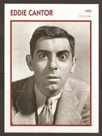 PORTRAIT DE STAR 1925 ETATS UNIS USA - ACTEUR CINEMA MUET EDDIE CANTOR PHOTO STAR FILM - ACTOR CINEMA MUTE - Fotos