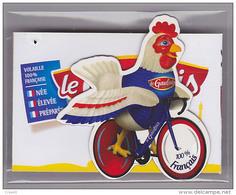 Magnet Le Gaulois - Tour De France 2017, Coq - Magnets