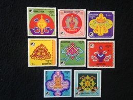 Bhutan Colombo Plan 1976 Mint - Bhutan