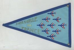 (Aviation) Fanion De La Patrouille De France . - Aviación