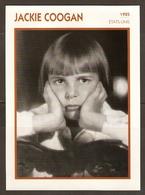 PORTRAIT DE STAR 1925 ETATS UNIS USA - ACTRICE CINEMA MUET JACKIE COOGAN PHOTO CINEMATHEQUE FRANCE - ACTRESS CINEMA MUTE - Fotos