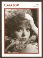 PORTRAIT DE STAR 1925 ETATS UNIS USA - ACTRICE CINEMA MUET CLARA BOW PHOTO COOL. CHRISTOPHE - ACTRESS CINEMA MUTE - Fotos