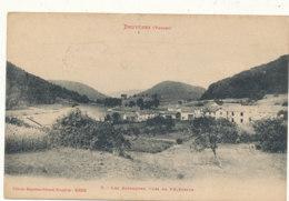 88 // BRUYERES    Les Barraques, Vue De Hélédraye   Edit Magasins Réunis 10036 - Bruyeres