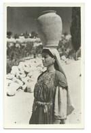 ASIE - JERUSALEM - Ramallha Woman - CARTE-PHOTO - Postcards