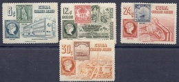 190031419  CUBA  YVERT   AEREO  Nº  108/11  */MH - Luftpost