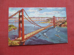 The Golden Gate Bridge   1939  Golden Gate Expo >  Ref 3346 - Exhibitions