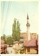 Bosnie-Herzegovine. CPSM. Sarajevo. Mosqué De Gazi Husrev-bey - Bosnie-Herzegovine