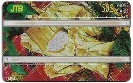 Brunei - JTB - L&G - Tapai - 451E - 1994, 50B$, 40.000ex, Used - Brunei