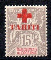 TAHITI - YT N° 35 - Neuf * - MH - Cote: 38,50 € - Unused Stamps