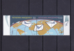 2008 - Europa Cept - Macedonia Makedonia Makedonija Makedonien Makedonie Mazedonien - N°YT 442 Et 443** - 2008