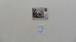 Afrique > Seychelles  :timbre N°259A Oblitéré - Seychelles (1976-...)
