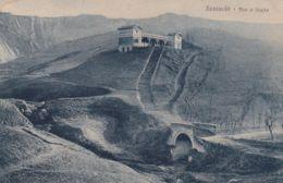 1917-Modena Sassuolo Tiro A Segno,viaggiata - Modena