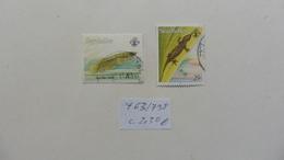Afrique > Seychelles  :2 Timbres N°763-798 Oblitérés - Seychelles (1976-...)