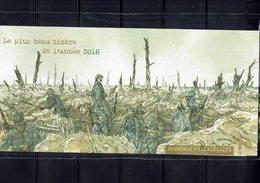 -Bloc Souvenir N° 126 - CENTENAIRE DE LA BATAILLE DE VERDUN (sous  Pochette D'origine) - Souvenir Blocks & Sheetlets