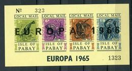 Emissioni Locali (Locals) 1966 - Pabay ** - Emissions Locales