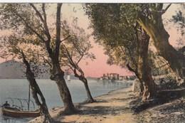 PREDORE-BERGAMO-LAGO D'ISEO-MOTIVO-CARTOLINA VIAGGIATA IL 14-4-1918 - Bergamo
