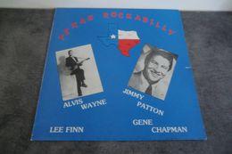 Disque 33 Tour De Texas Rock-A-Billy - ESOLDUN- RR 2001- 1986 - - Rock