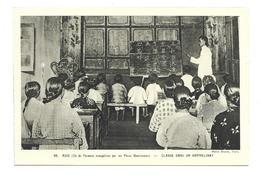 ASIE.. TAÏWAN...ILE De FORMOSE évangélisée Par Les Pères Dominicains..Classe Dans Un Orphelinat - Taiwan