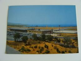 AEROPORTO DELLO STRETTO REGGIO CALABRIA  AEREO   AÉROPORT  AEREOPORTO  AEROPORTO  AEREO AIRPORT  VIAGGIATA  COME DA FOTO - Aerodromi