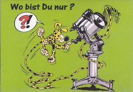 AK-37986   -  Marsu Sammelkarte - Wo Bist Du Nur ? - Humor
