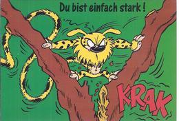 AK-37987   -  Marsu Sammelkarte - Du Bist Einfach Stark ! - Humor