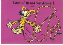AK-37989   -  Marsu Sammelkarte - Komm In Meine  Arme   ! - Humor