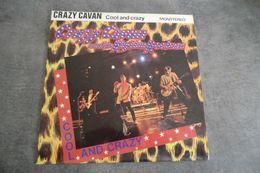 Disque 25 Cm De Crazy Cavan - Cool And Crazy -big Beat Records BBR-0020 - 1981- - Spezialformate
